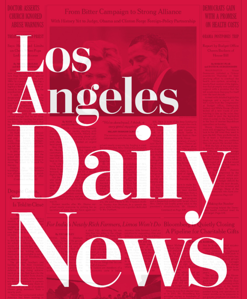 VALLEY RELICS MAKES THE LOS ANGELES DAILY NEWS MARCH 2014