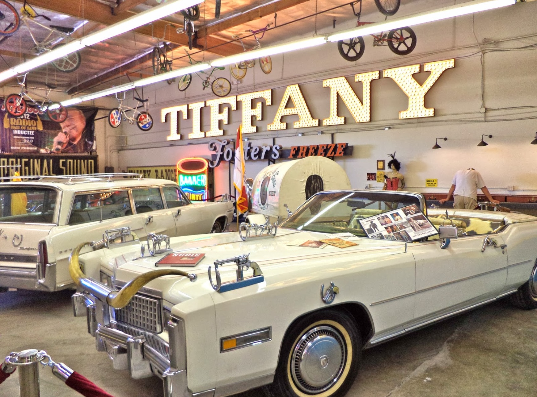 Tiffany - Valley Relics Museum