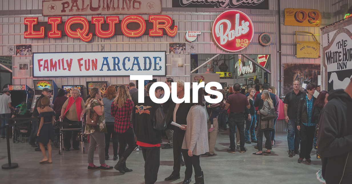 Valley Relics Museum Tours
