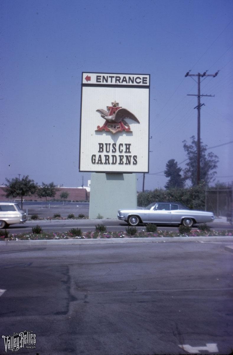 Busch Gardens Van Nuys Ca 1970 39 S Valley Relics Museum
