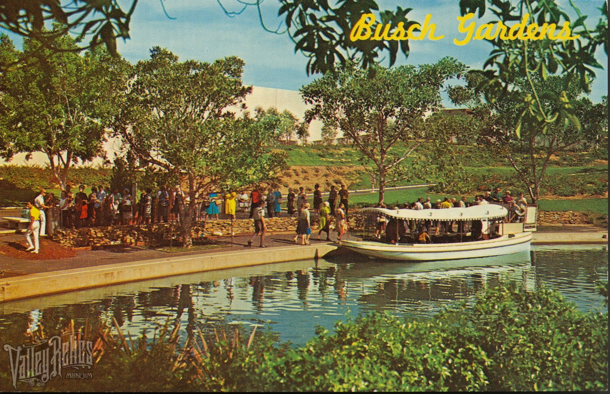 Busch Gardens - Valley Relics Museum